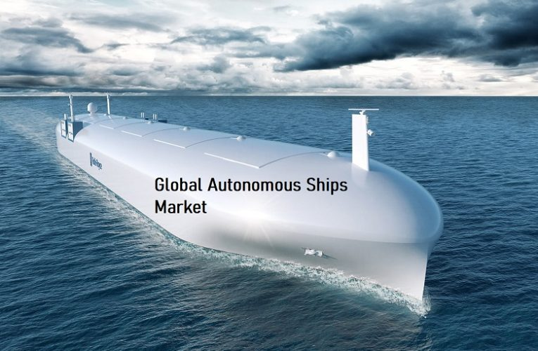 Increasing Trends In Global Autonomous Ships Market Outlook: Ken Research
