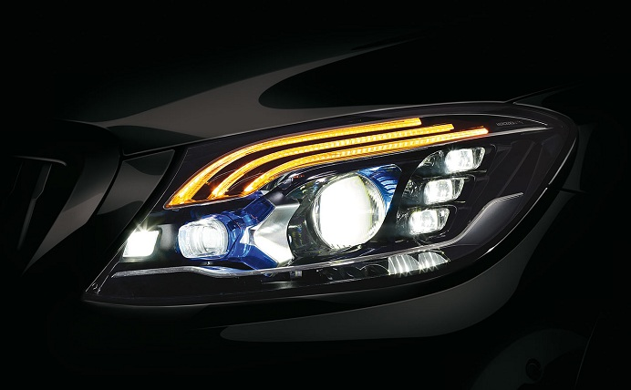 Massive Increment Across Automotive Lighting Global Market Outlook: Ken Research