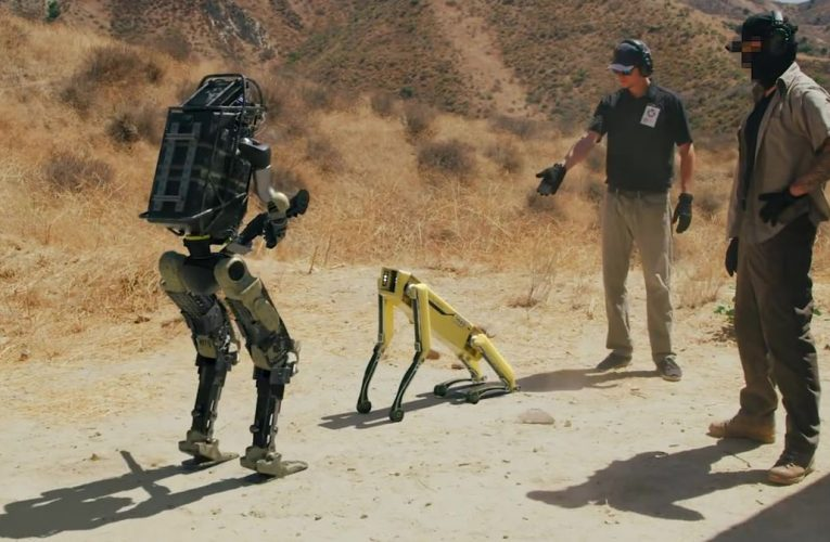 Global Military Robots Market Outlook: Ken Research