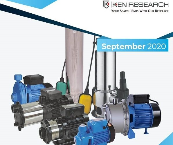 India Domestic Pump Market (Less than 2.5 HP) expected to cross INR 5,700 Crores by FY'2025 owing to Rise in Demand for Energy Efficient Pumps and Technological Innovation Adopted by Service Providers: Ken Research