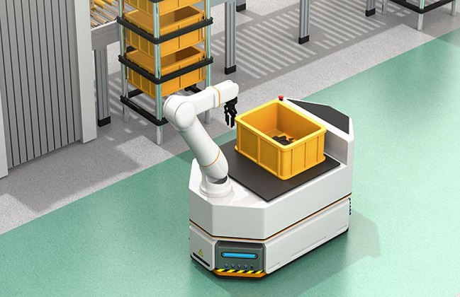 Asia-Pacific Automated Guided Vehicle Market