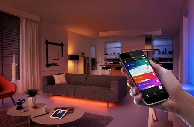 Global Smart Lighting Market