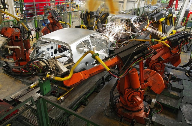 Forthcoming Progression of Europe Automotive Robotics Market Outlook: Ken Research