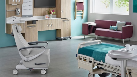 Global And China Hospital Furniture Market Outlook: Ken Research