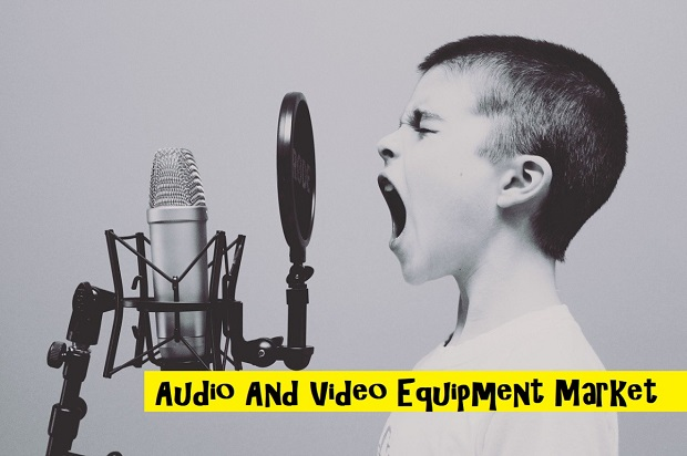 Global Audio and Video Equipment Market Research Report: Ken Research