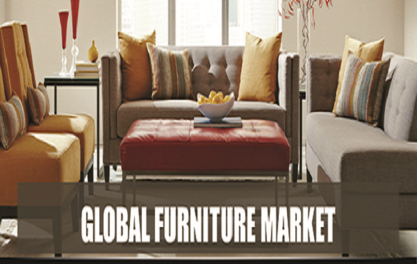 Global Furniture Market Anticipate to Augment Owing to Growth in Disposable Incomes and Growth of Real Estate: Ken Research